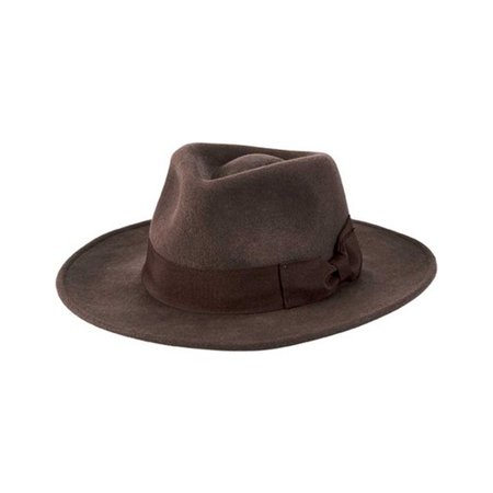 Cap San Diego Halloween Party (Men's San Diego Hat Company Grosgrain Bow Fedora)