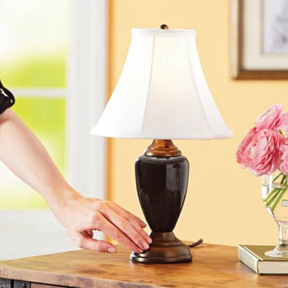 Better homes gardens touch lamp multiple colors walmart com
