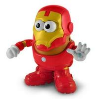 Marvel Iron Man Mr Potato Head Invincible Iron Man Figure