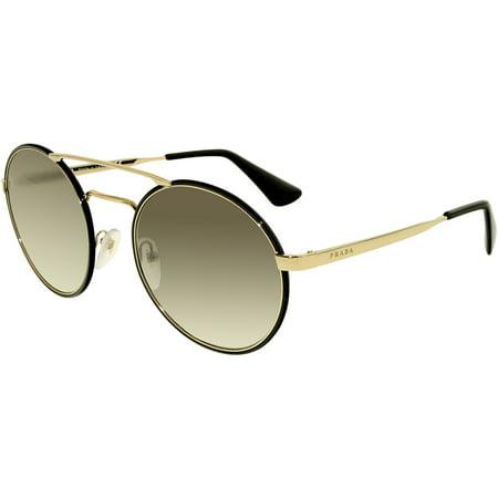 Prada Women's Gradient PR51SS-1AB0A7-54 Multicolor Round (Prada Sunglasses Repair)