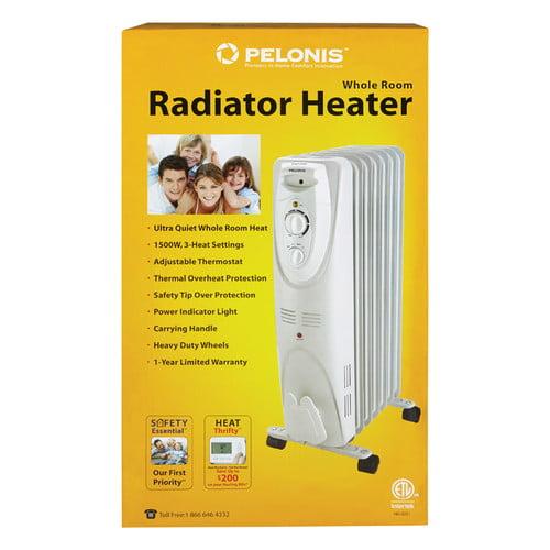 Ace Oil-Fill Radiator Heater
