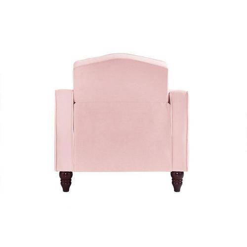 Novogratz Vintage Tufted Accent Chair, Multiple Colors - Walmart.com
