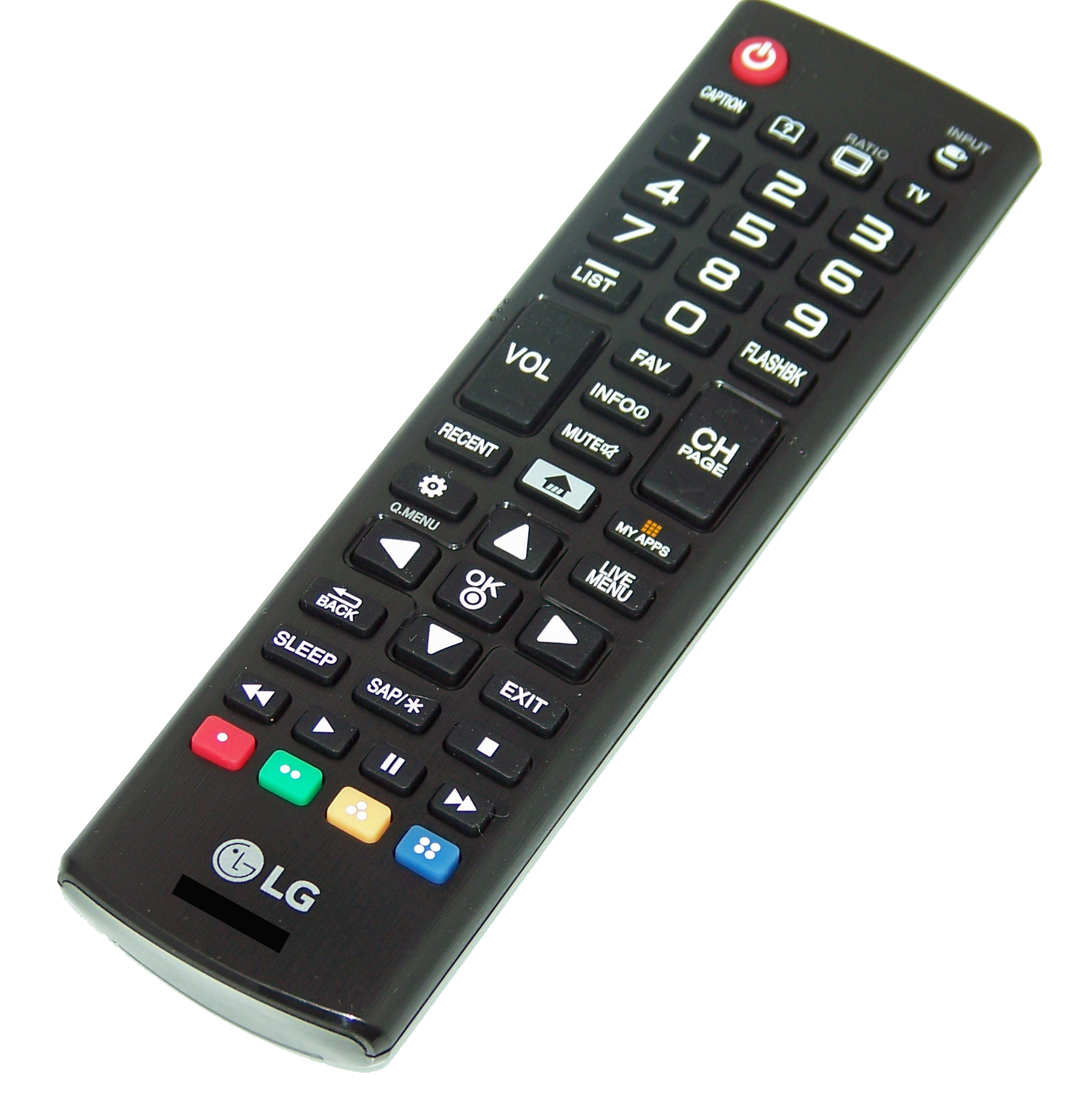 OEM LG Remote Control Originally Shipped With: 55UF6800, 55UF6800UA, 60UF7300UT, 65UF6450, 65UF6450UA, 65UF6450-UA