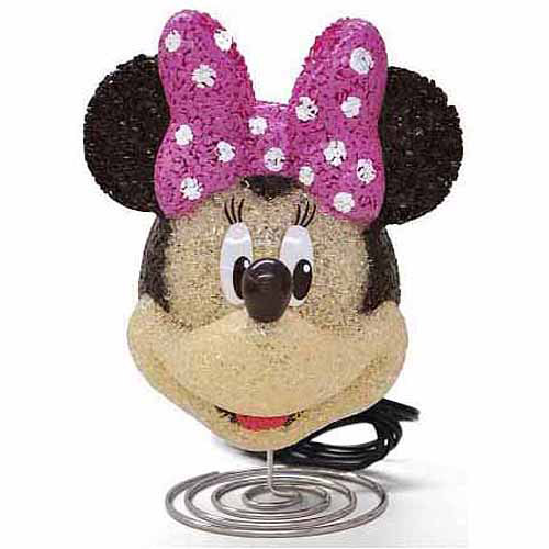 Minnie Mouse EVA Lamp, Pink