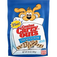 Canine Carry Outs Chicken Flavor Dog Snacks (Various Sizes)