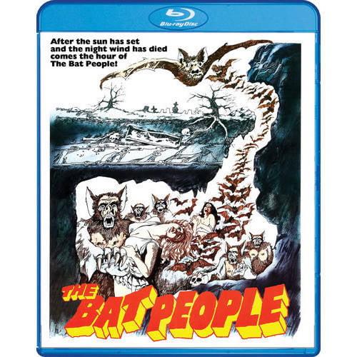 The Bat People (Blu-ray) CINBRSF17624