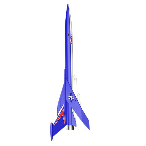 Conquest Rocket Model Kit..., By Estes Ship from US by
