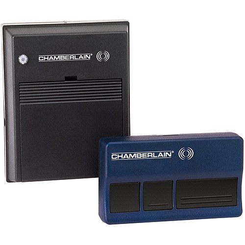 Chamberlain Universal Garage Door Opener Remote Control Replacement Kit by Generic