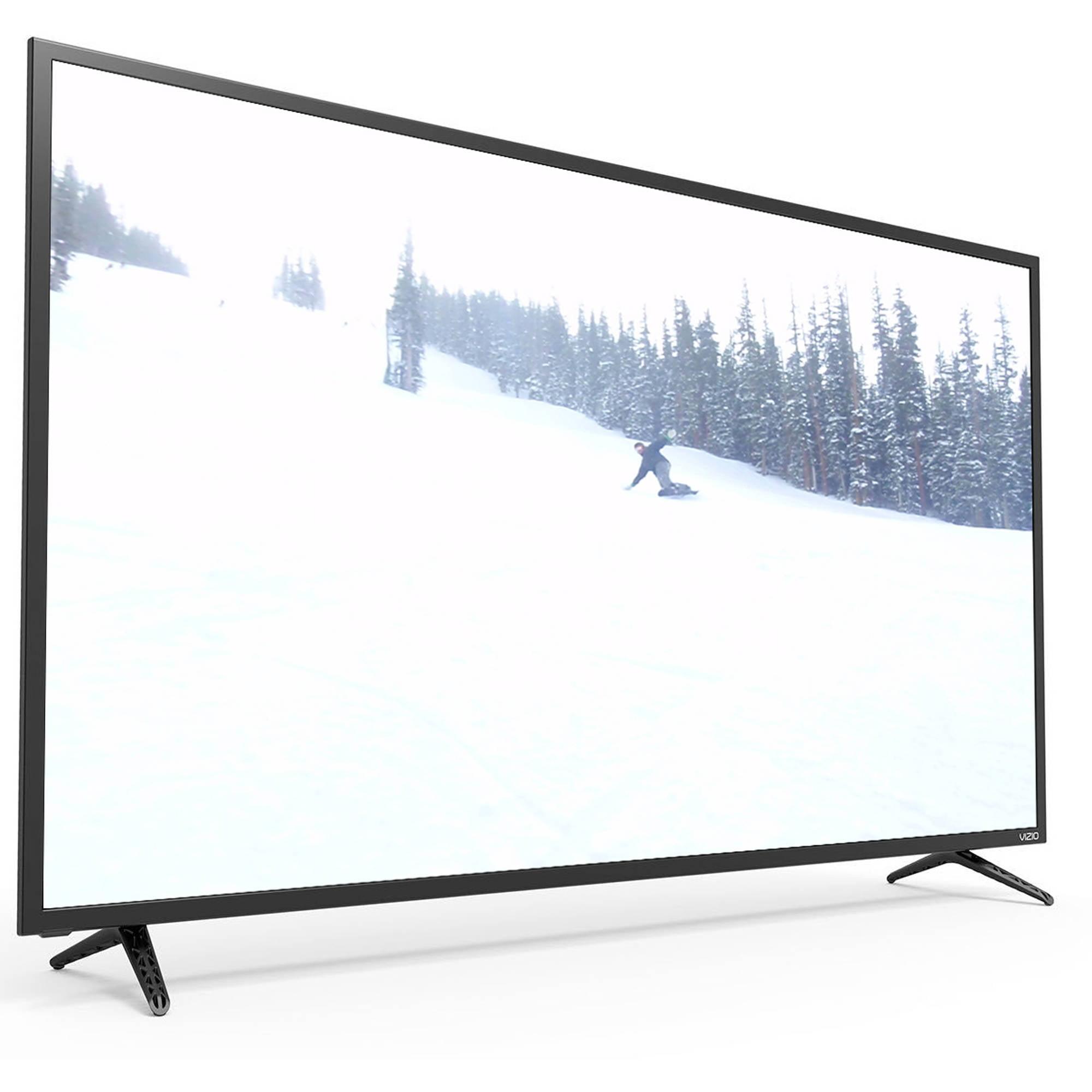 Refurbished Vizio 48 Class 4K (2160P) Smart LED TV (E48U - D0)
