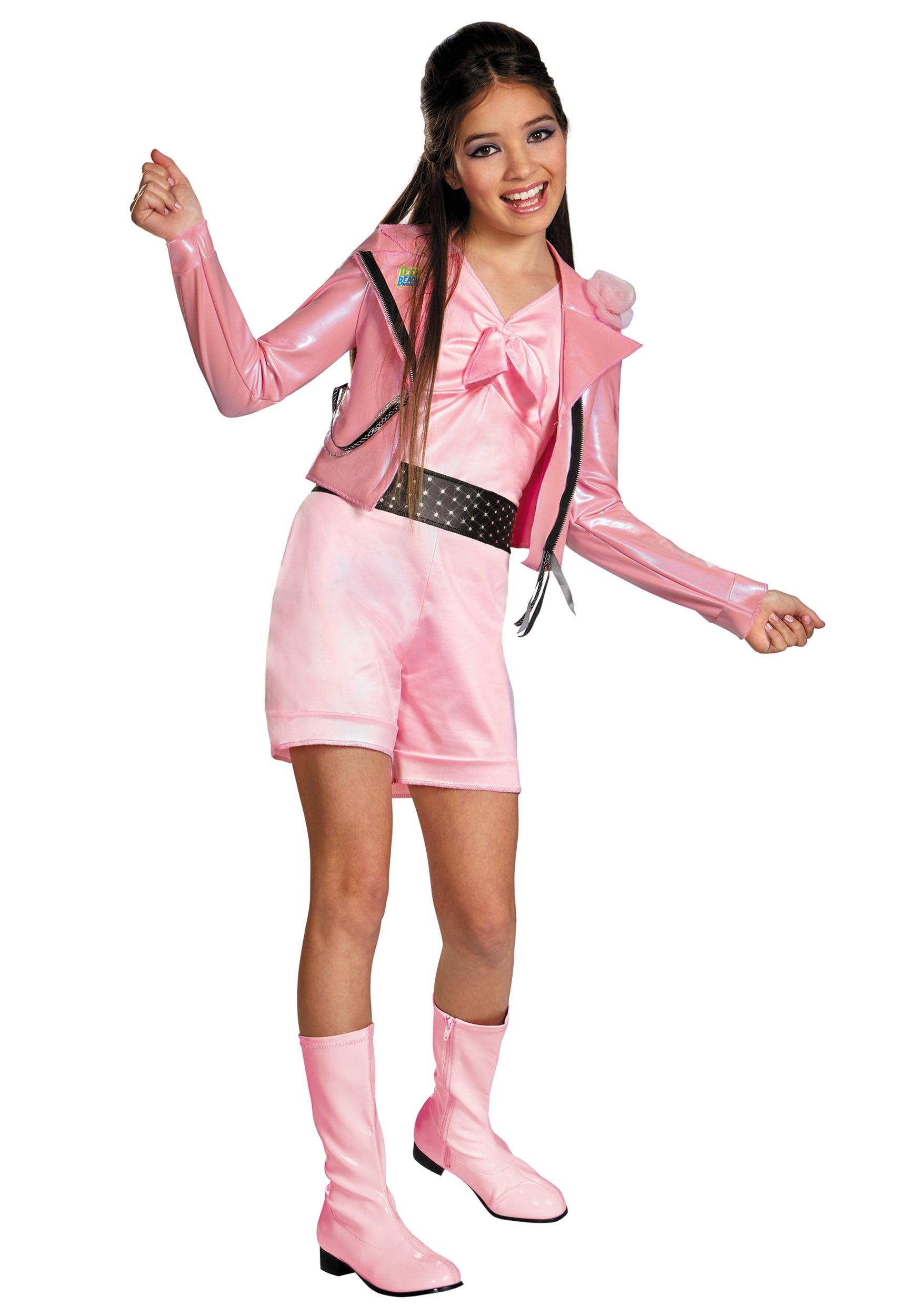 Lela Biker Deluxe Child Halloween Costume Walmart Com Walmart Com