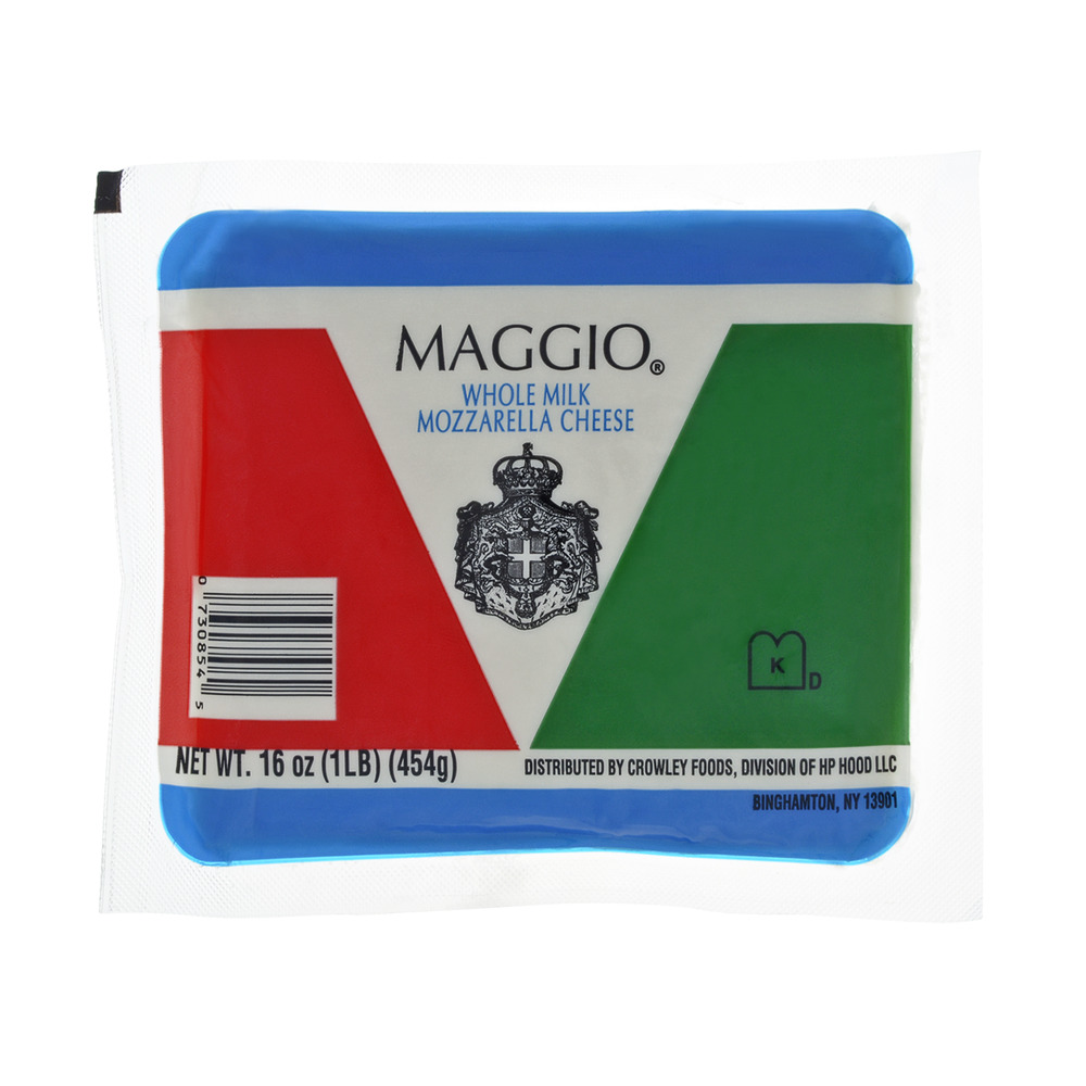 Maggio Whole Milk Mozzarella Cheese, 16.0 OZ