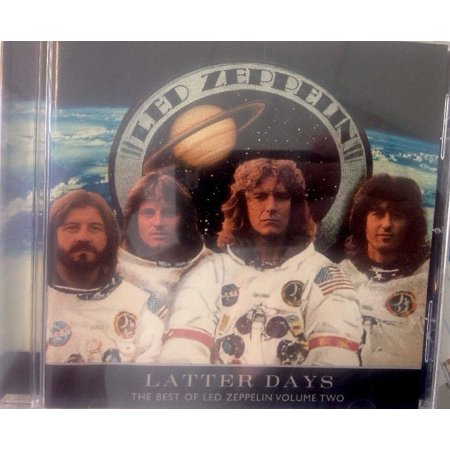 Led Zeppelin/ Latter Days: Best Of Led Zeppelin Vol Two (CD,