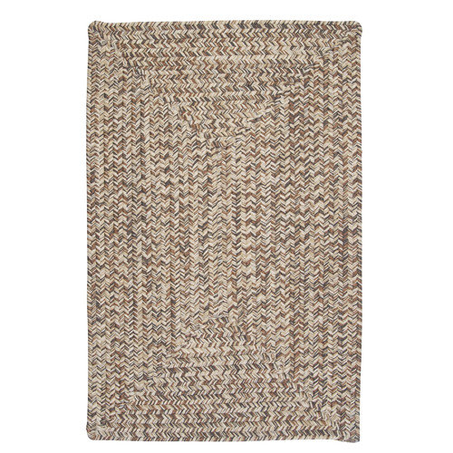 Colonial Mills Corsica Storm Gray Rug