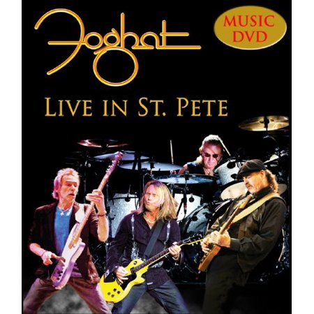 Foghat-live In St Pete [dvd] (Uni Dist Corp)