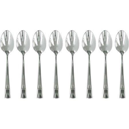 - ZWILLING J.A. Henckels Bellasera 8-pc 18/10 Stainless Steel Espresso Spoon Set