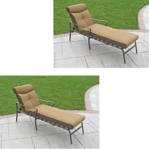 better homes and gardens mika ridge chaise lounge set of