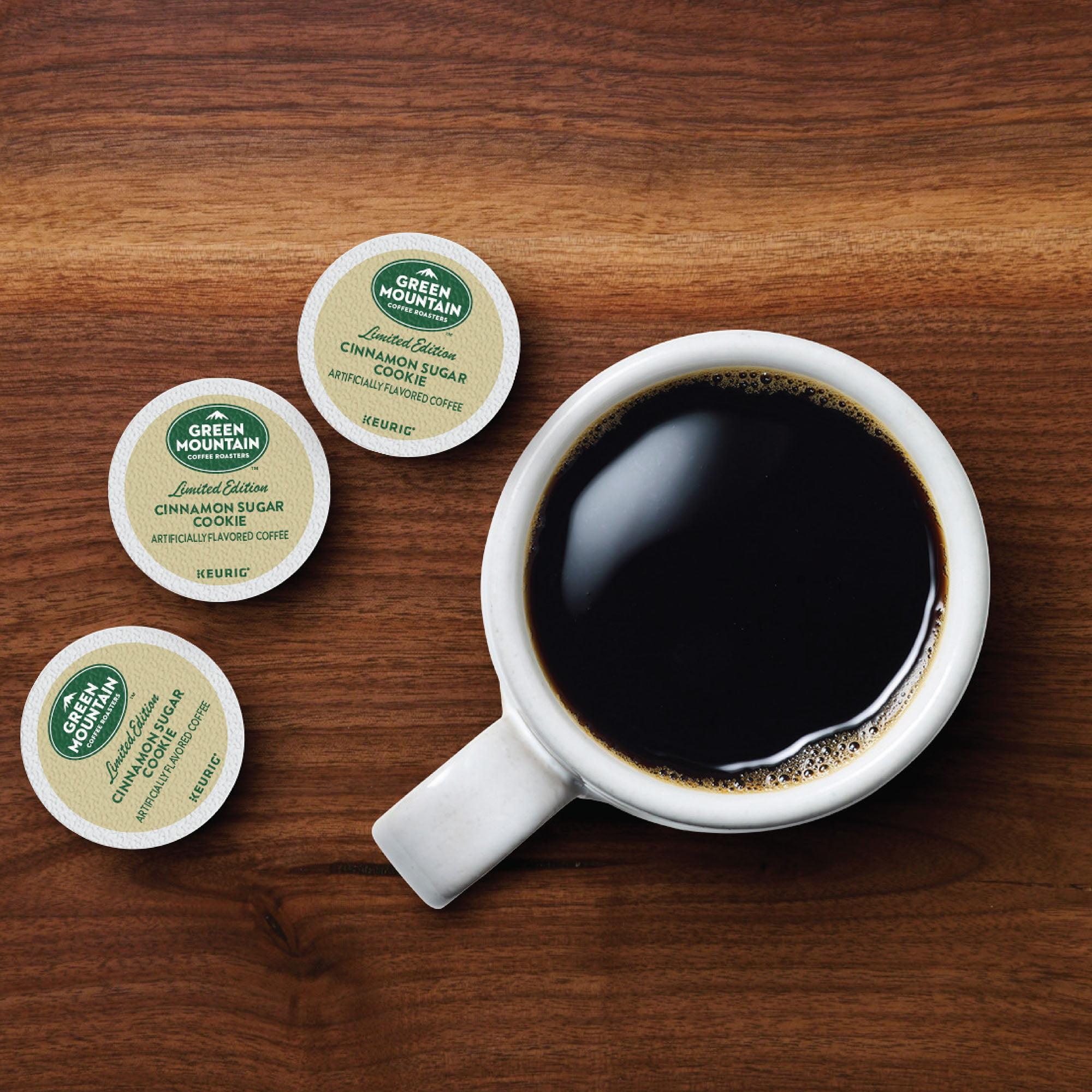 Coffee Cinnamon Sugar Cookie