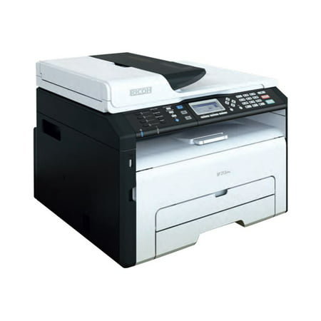 Ricoh SP 213SFNw Mono Laser Multifunction Printer/Copier/Scanner/Fax Machine