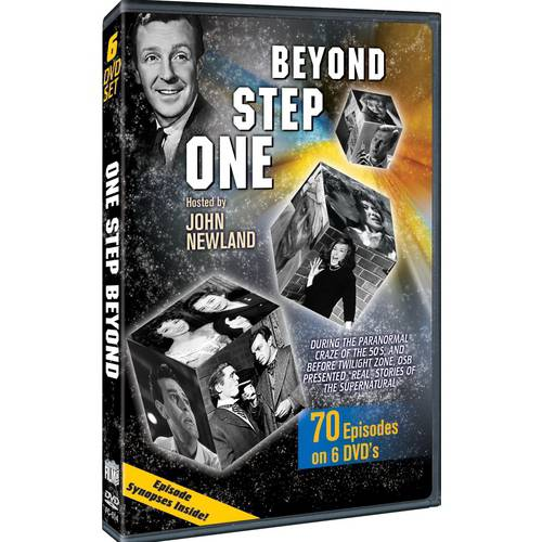 One Step Beyond *70 Episodes