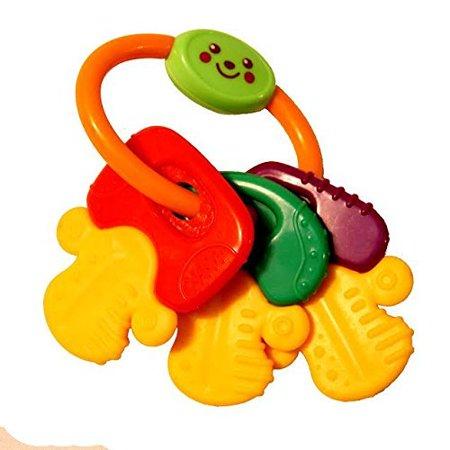 Dazzling Toys Set of Keys - Teething Toy - Walmart.com 043c13a5ff