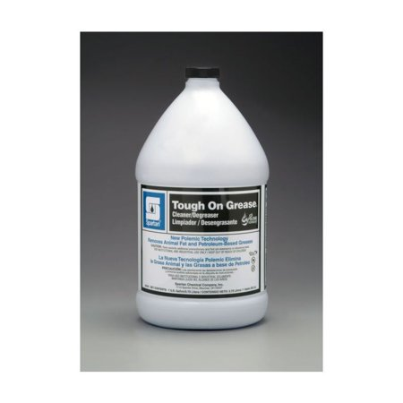 Industrial Oil (Spartan Tough on Grease Industrial Cleaner/Degreaser)