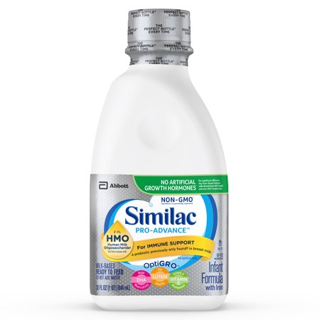 Similac Pro-Advance Infant Formula with 2