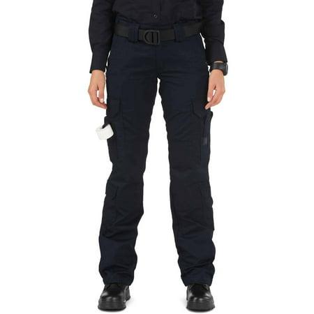5.11 Tactical Women's Taclite EMS Pant, Dark Navy (Blackhawk Ultra Light Tactical Pant)