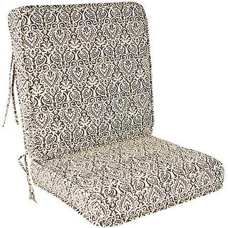Jordan Manufacturing Outdoor Deep Seating Cushion  Multiple PatternsJordan Manufacturing Outdoor Deep Seating Cushion  Multiple  . Patio Furniture Cushions Deep Seating. Home Design Ideas