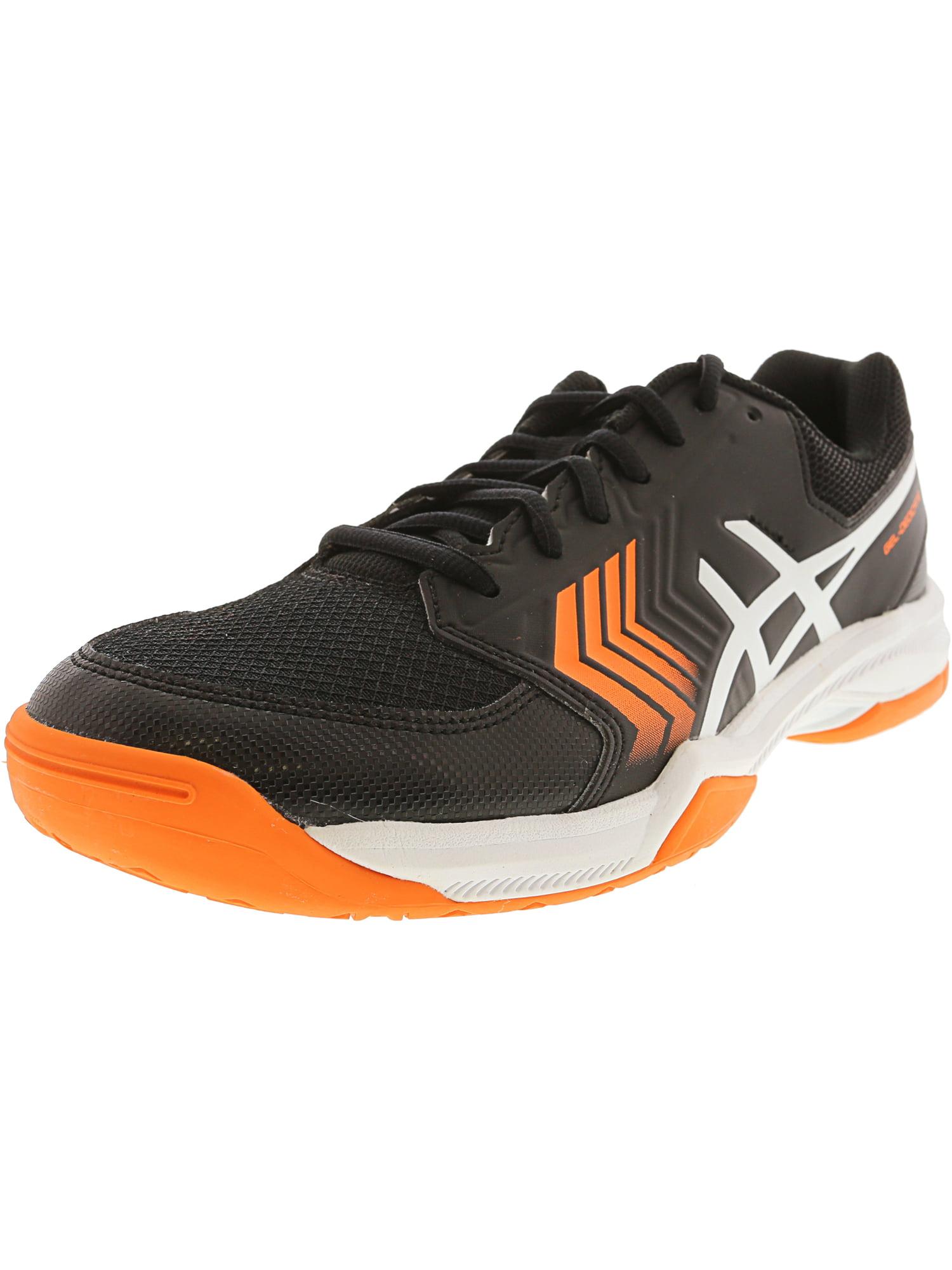 Asics Men's Gel-Dedicate 5 White / Silver Low Top Tennis Shoe - 9M