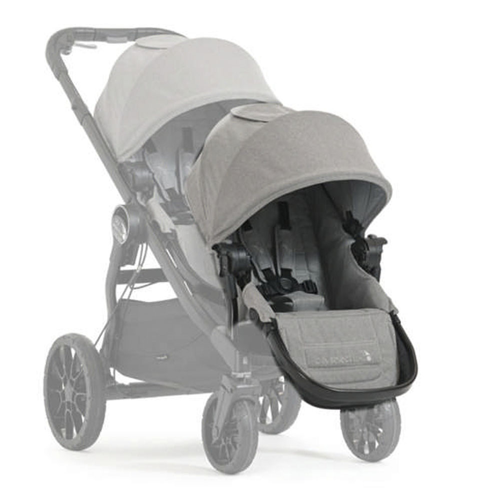 Baby Jogger City Select LUX Stroller & Second Seat Combo - Slate - image 2 of 6