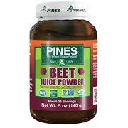 Best Beet Powders - Pines - Beet Juice Powder Organic - 5 Review