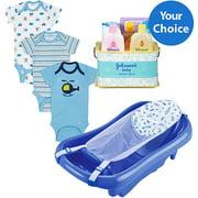 Baby Bath Time Gift Set