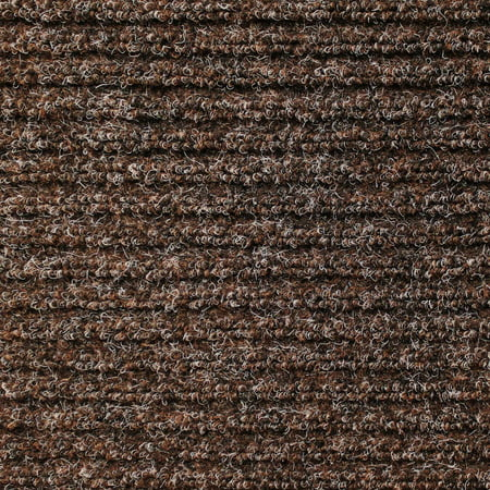 Heavy Duty Ribbed Indoor Outdoor Carpet With Rubber Marine