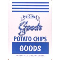 Goods Original Potato Chips, 32 Oz.