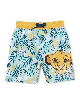 The Lion King Toddler Boy Swim Trunks