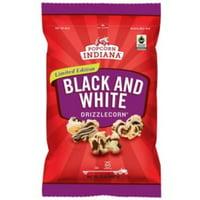 Popcorn Indiana Black and White Drizzlecorn 17 oz.
