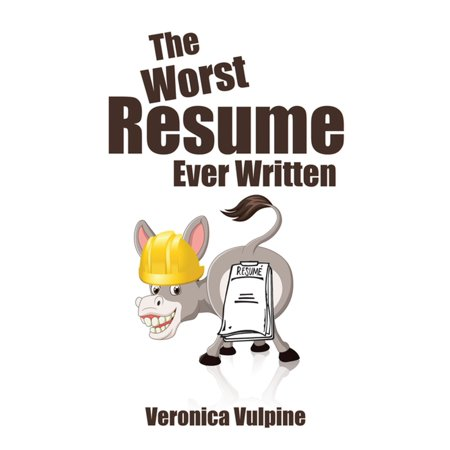 The Worst Resume Ever Written - eBook