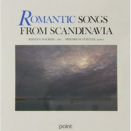 Romantic Songs from Scandinavia / Various