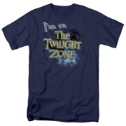 Twilight Zone - Im In The Twilight Zone - Short Sleeve Shirt - X-Large