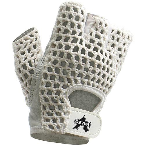 Valeo Women's Meshback Lifting Glove, White by Generic