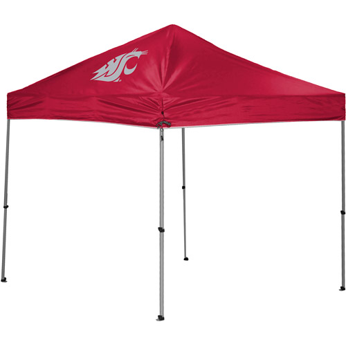 RawlingsNCAA 9' x 9' Straight Leg Canopy, Washington State Cougars