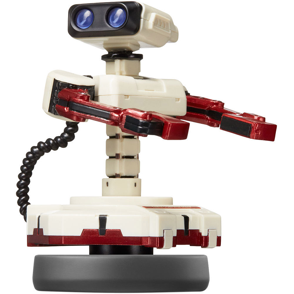 R.O.B. Famicom Color, Super Smash Bros. Series, Nintendo amiibo, NVLCAABY