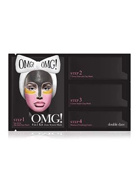 [Double Dare] OMG! 4 in 1 Kit Zone system Mask sheet