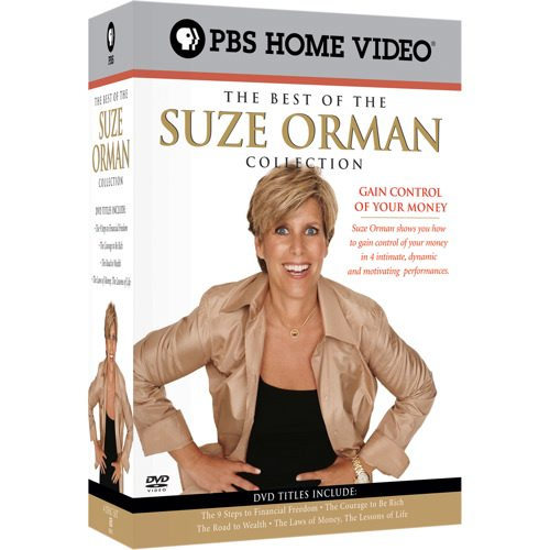 The Best of the Suze Orman Collection (9 Steps/Courage to Be Rich/Road to Wealth/Laws of Money)