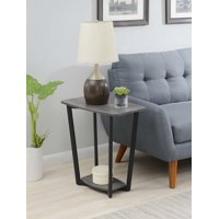 Convenience Concepts Graystone End Table, Multiple Finishes