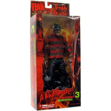 A Nightmare on Elm Street Rotocast Freddy Krueger Action Figure](Freddy Kruger)