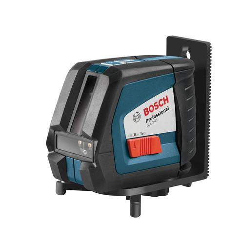 Factory-Reconditioned Bosch GLL2-45-RT Self-Leveling Long-Range Crossline Laser (Refurbished)
