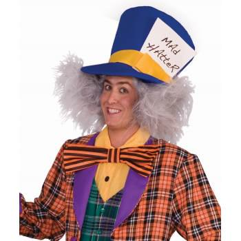 MAD HATTER WIG - Alice Wig