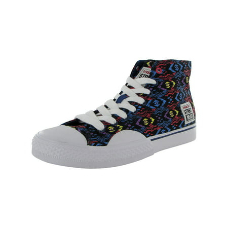 - Vision Street Wear Womens Canvas Hi Skate Shoe