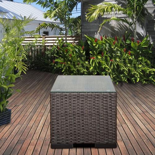 International Home Miami Atlantic Aventura Side Table